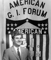 Leader of the American G.I Forum