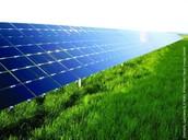 Renewable energy - solar energy
