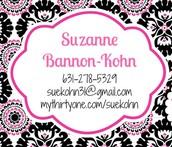 Suzanne Bannon-Kohn