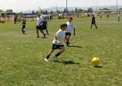 Festival Football ABSCH 3º y 4º Básico