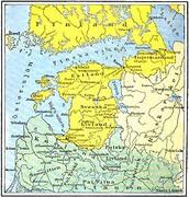 Kaart rootsi territooriumist