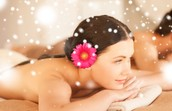 $115 ~ Relaxing Couples Hot Stone Massage