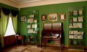 Дом, где А. С. Пушкин жил со своей женой