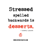#dontbestressed