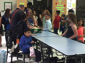 Central Elementary Celebrates STAAR