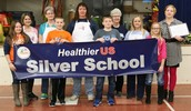 Healthier US Schools Challenge Silver Award