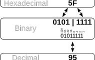 hex to decimal