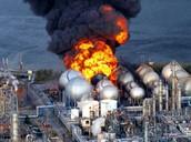 Nuclear Power Plant Destruction