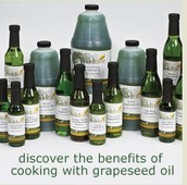 Discover the Benefits of Cooking with Grapeseed Oil