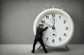 Organice su tiempo!