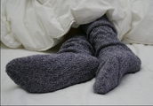 My socks !! Love my socks
