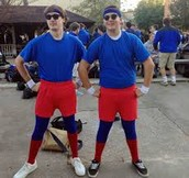 Twin Day - We're 2X Stronger than Marcus!