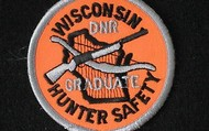 Hunter Safety Patch For Wisconsin