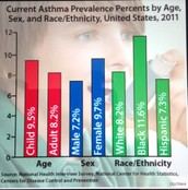 Who is Most Likely to get Asthma?
