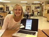Big Fish Winner-Bailey Johnson of Hastings Middle School
