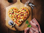 hei brah heard u liked pizza
