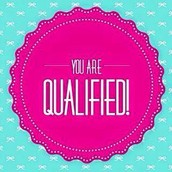 Kudos to being QUALIFIED for March!!