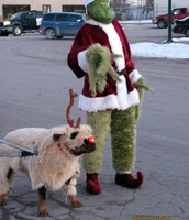 4-H Leader is the GRINCH!