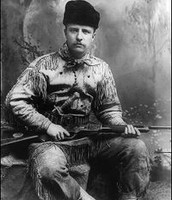 Theodore Roosevelt before Presidency