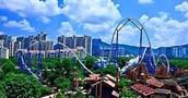 Bullet Coaster, Happy Valley Shenzhen