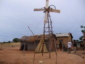 William Kamkwamba's Windmill