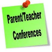 Salida temprana y conferencias entre padres y maestros