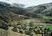 What are the Atlas Mountains?