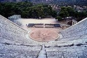 Ancient Greece Theater