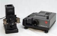 1998 slide projecter