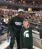 "Lourawls ""Tum Tum"" Nairn, MSU Starting Point Guard"