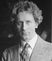 Composer Percy Grainger