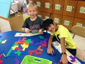 E-Time:  Passion for puzzles!