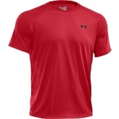 Camisa Roja Under Armour Técnico II