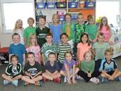 Mrs. Strawmyer's First Grade
