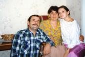 сім'я моєї мами