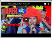 SuperYouFUN Webpage- everything you need to know about SuperYou FUNdation!