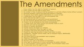 Definiton of Amendment