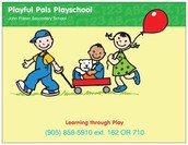 The Family Studies Department/Playful Pals Playschool