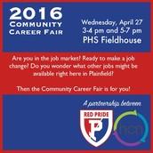 Community Career Fair @ PHS!