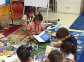 Loving our books