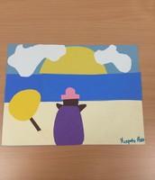 Art inspired by Henri Matisse !