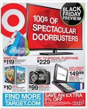 Target Black Friday 2015!!!