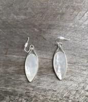 SOLD Aurelia Drop Earrings--Reversible
