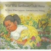 Wild Wild Sunflower Child Anna