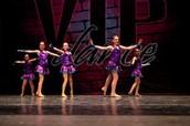 Modern Dance Recital Happening Soon!