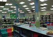 Manor Hill Elementary Library Media Center