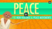 Nonviolence and Peace Movements   Crash Course World History #228