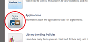 """Click on """"Applications."""""""