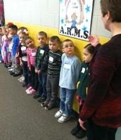 Kindergarten Round Up- 44 new little faces