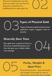 Prepare Yourself To Invest in Physical Gold